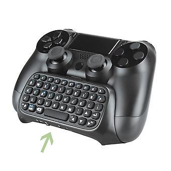 Draadloze Bluetooth-toetsenbordadapter voor Ps4-controller met zwarte USB-kabel