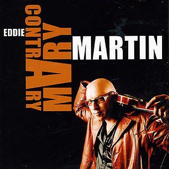 Eddie Martin - Contrary Mary [CD] USA import