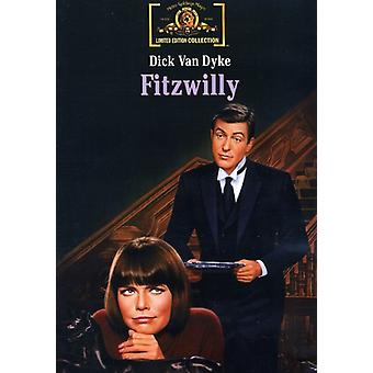 Fitzwilly [DVD] USA import