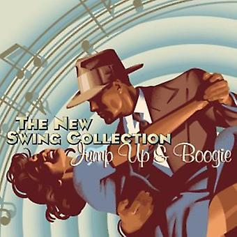 Jump Up & Boogie-New Swing - importation USA Col Jump Up & Boogie-New Swing [CD]