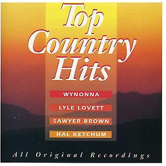 Top Country Hits - Top Country Hits [CD] USA import