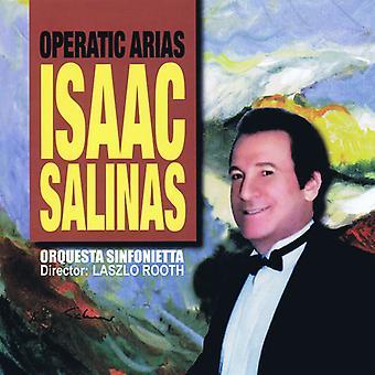 Isaac Salinas - Arias Operatic [CD] USA importar