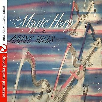 Verlye Mills - Magic Harp of Verlye Mills [CD] USA import