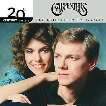 Carpenters - Millennium Collection-20th Century Masters [CD] USA import