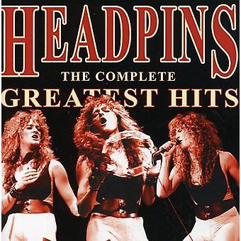 Headpins - Greatest Hits [CD] USA import