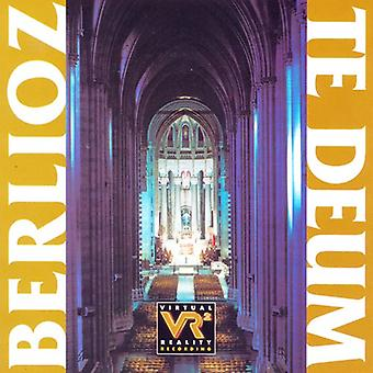H. Berlioz - Berlioz: Te Deum [CD] USA import