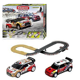 "Carrera Go 20062433 ""Permite Rally"" acción Hipódromo"