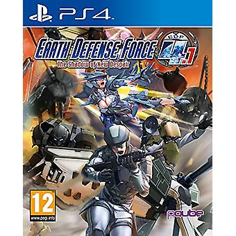 Earth Defense Force 4.1 The Shadow of New Despair (PS4) - New