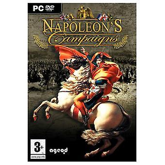 Napoleons kampagner (PC DVD)-ny