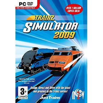 Trainz Simulator 2009 (PC DVD) - Nowość
