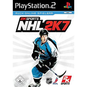 NHL 2K7 (PS2) - Neue Fabrik versiegelt