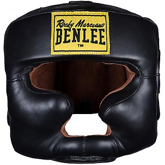 William head protection leather full face protection