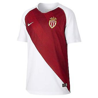 2018-2019 Monaco domicile maillot de foot Nike