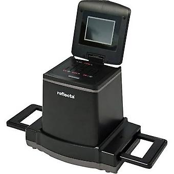 Reflecta x120 Scan Negative scanner 14 MP PC-free digitizing, Display, Medium format (film), Memory card slot