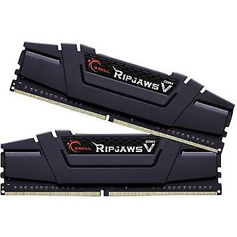 G. Skill PC RAM kit Ripjaws V F4-3200C16D-16GVK 16 GB 2 x 8 GB DDR4 RAM 3200 MHz CL16-16-16-36