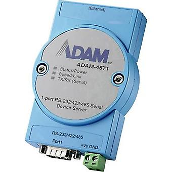 Advantech ADAM-4571-CE data Gateway RS-232, RS-422, RS-485 nej. utgångar: 1 x 12 V DC, 24 V DC