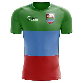 2020-2021 Dagestan Home Concept Voetbalshirt