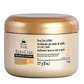 KeraCare Natural Textures Honey Shea Co-Wash 8oz