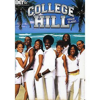 College Hill: Islas Vírgenes [DVD] USA importar
