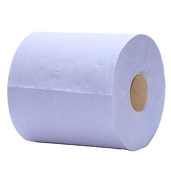 Vegware Compostable 2 Ply Blue Centrefeed Roll