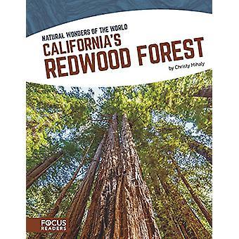 De California Redwood bos door Christy Mihaly - 9781635175127 boek