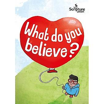 What Do You Believe? by Gemma Willis - Lisa Maltby - 9781785064685 Bo