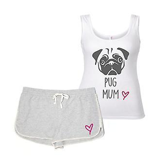 Pug mama Pyjama ' s