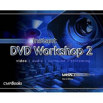 Instant DVD Workshop 2 Mark DiLeo - 9781578202430 książki