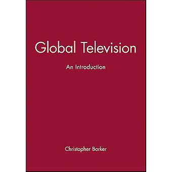 التلفزيون العالمي-مقدمة من قبل كريستوفر باركر--9780631201