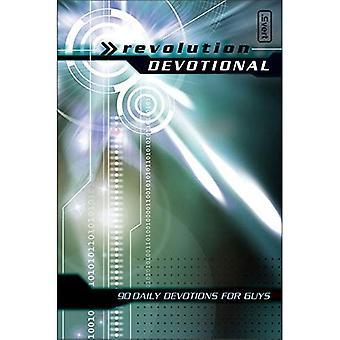 Revolutie devotionele: 90 Dagelijks Devotions voor jongens (Invert)