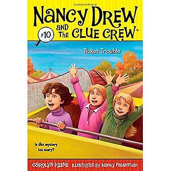 Trouble Ticket (Nancy Drew & de Clue bemanning (kwaliteit) (opnieuw delen))
