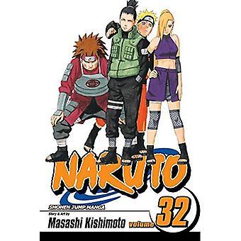 Naruto: v. 32 (Naruto) (Naruto (Taschenbuch))
