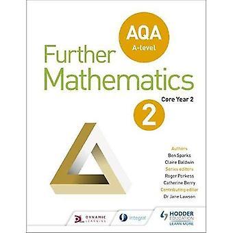 AQA et nivå videre matematikk kjernen år 2