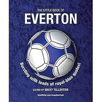 Das kleine Buch des FC Everton (Little Book of Soccer)