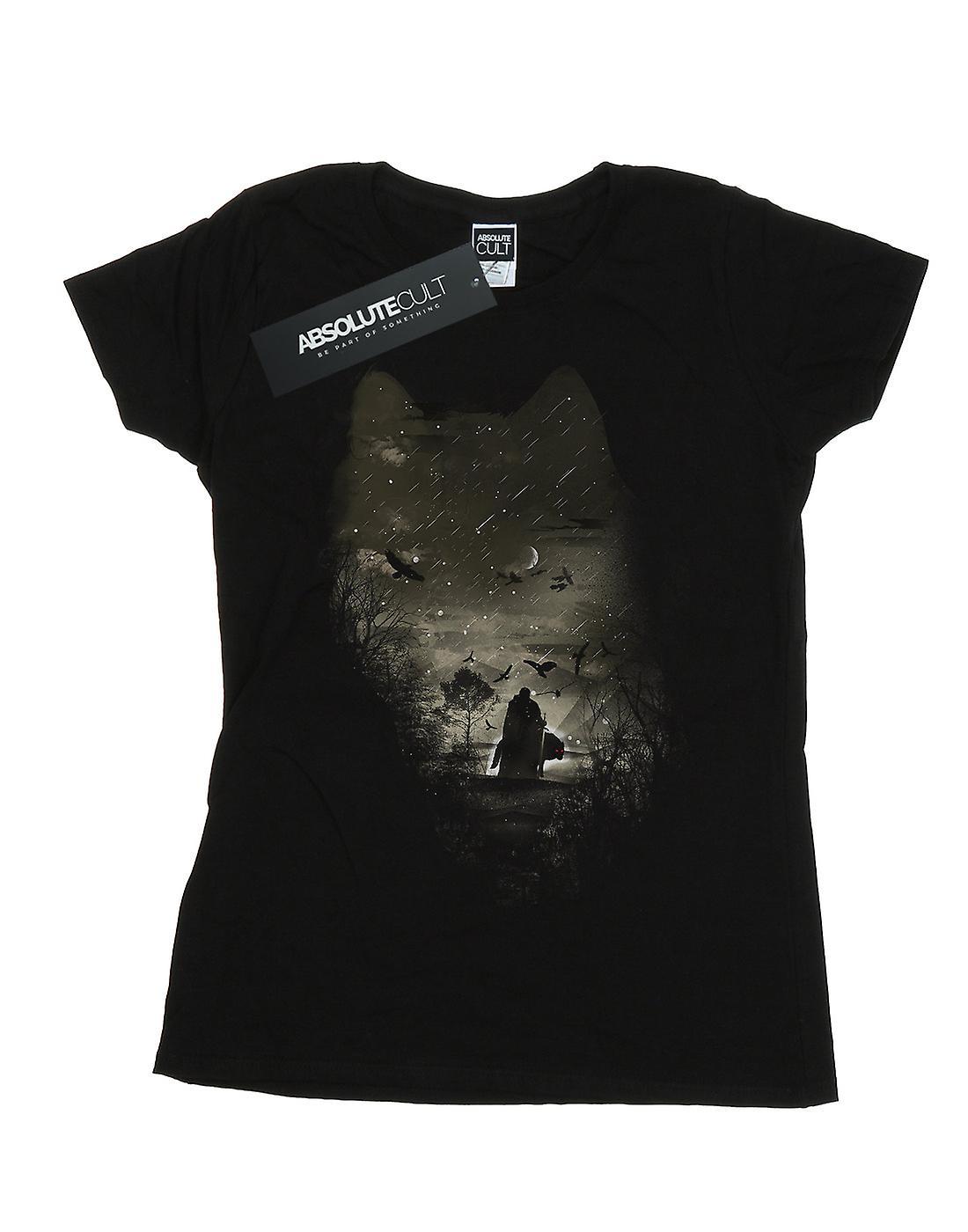 Dan Dingeroz Women's Lord Crow T-Shirt
