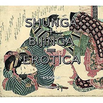 Shunga + Bijinga: De kunst van Japan