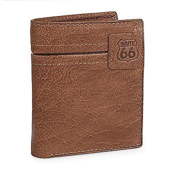 Lederen portemonnee Rouet 66 9 compartimenten R40220