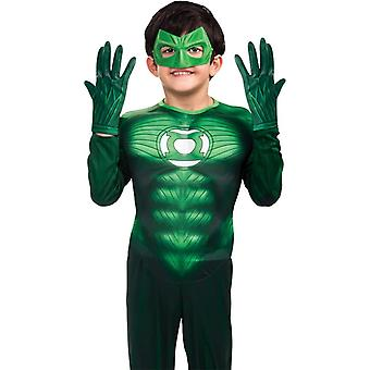 Gloves Hal Jordan Child