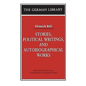 Histórias de escritos políticos e obras autobiográficas de Bll & Heinrich