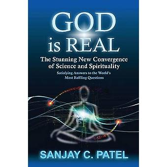 God Is Real by Patel & Sanjay C.