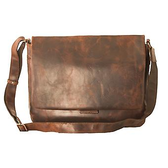 Ashwood Men's Large Messenger Bag