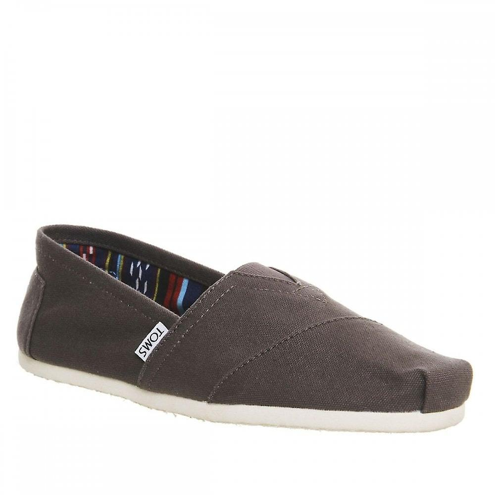 Toms Classic Canvas Espadrille Summer Shoes