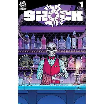 Shock Volume 1 by Neil Gaiman - 9781935002659 Book