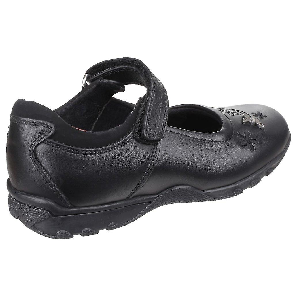 Hush Puppies Childrens Girls Clare Back To School Shoes