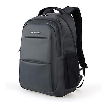 Praktischen und geräumigen Rucksack-schwarz