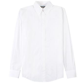 Dsquared2 クラシック シャツ ホワイト