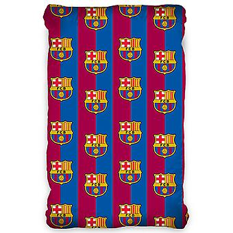 FC Barcelona singolo fitted Sheet