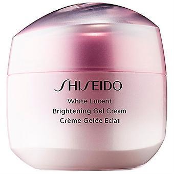 Shiseido hvit Lucent Brightening Gel krem 1,7 oz / 50ml