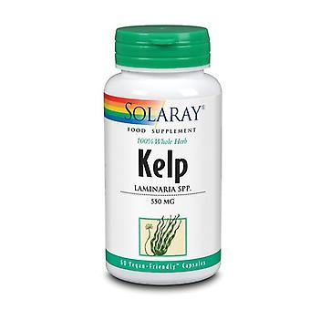 Solaray kelp 5 50mg kapselit 60 (22246)