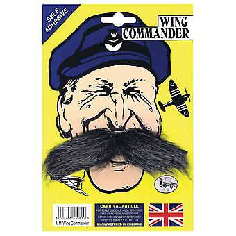Bristol Novelty voksne unisex fløj Commander Tash